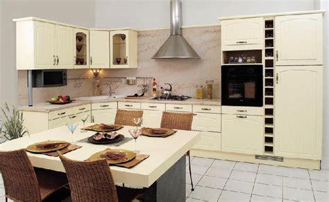 cuisine vanille décoration cuisine vanille