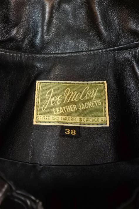 Compare credit card offers and apply now! JOE McCOY 70's LEATHER JACKET / DEAD WOOD MJ15011 MJ15011 JOE McCOY