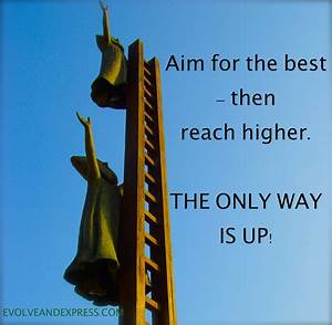 Famous Quotes About  U0026 39 Aim High U0026 39