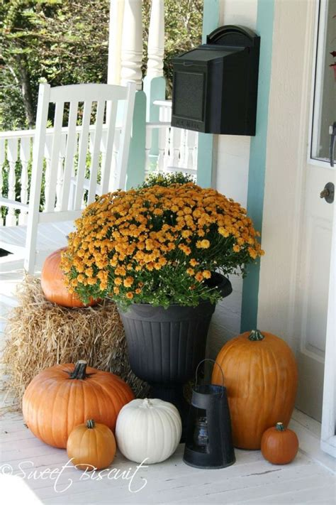 front porch fall decorations 35 front porch decoration ideas for fall