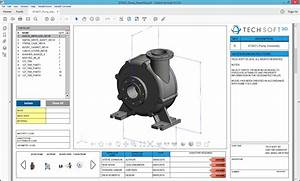 Hoops publish tech soft 3d for Technical data package template