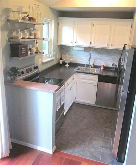 tiny kitchens ideas 19 practical u shaped kitchen designs for small spaces