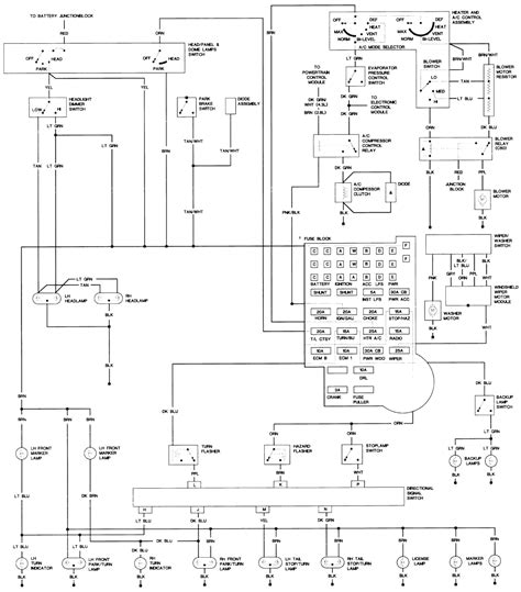 1992 Chevy Suburban Fuse Box Diagram by Cde5ccc 1989 Chevy S10 Tahoe Fuse Box Digital Resources