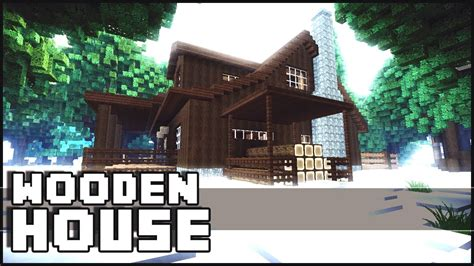 How To Build 2-room Wooden House