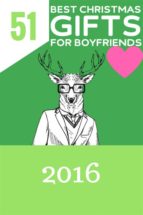 51 christmas gift ideas for new boyfriend 2017