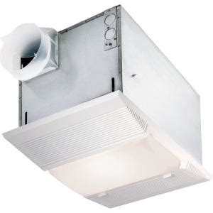nutone bathroom fan home depot nutone 70 cfm ceiling exhaust fan with light and