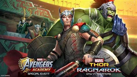 marvel avengers academy mod apk   store andropalace