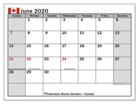 june calendar canada michel zbinden en