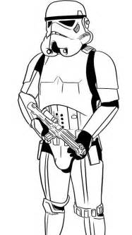 Star Wars Stormtrooper Coloring Pages