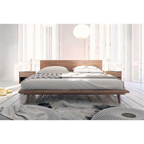 rivo king size bed modern bed frame indoor furniture