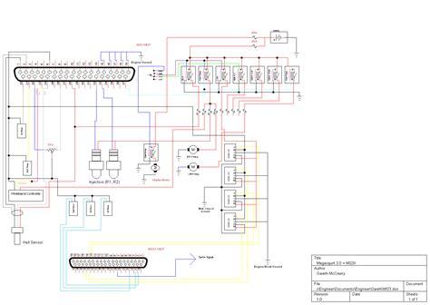 megasquirt ms3 ms3x wiring diagram rx7club mazda rx7 forum