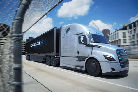 daimler adds  electric trucks  race  tesla vw