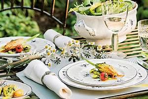 Geschirr Mit Blumen : geschirr von villeroy boch ~ Frokenaadalensverden.com Haus und Dekorationen