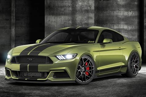 vortech ford mustang supercharged photo