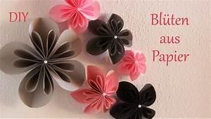 Blüten Aus Papier : diy bl ten aus papier wanddeko f r fr hling und sommer just deko ~ Eleganceandgraceweddings.com Haus und Dekorationen