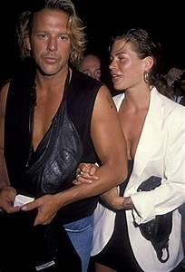 Mickey Rourke and Carre Otis | kick-ass couples | Pinterest