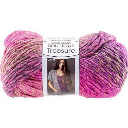 walmart yarn colors boutique treasure yarn available in