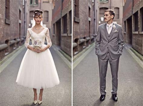 1950s Inspired Retro Australian Wedding