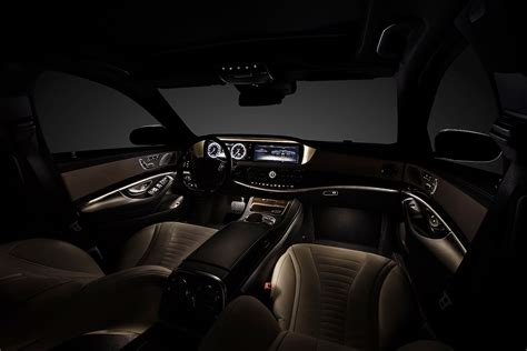 future mercedes interior 2014 mercedes s class official interior photos released