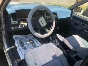 1987 Nissan Pickup Truck Se V6 4x4 5 Speed Manual Low Mileage