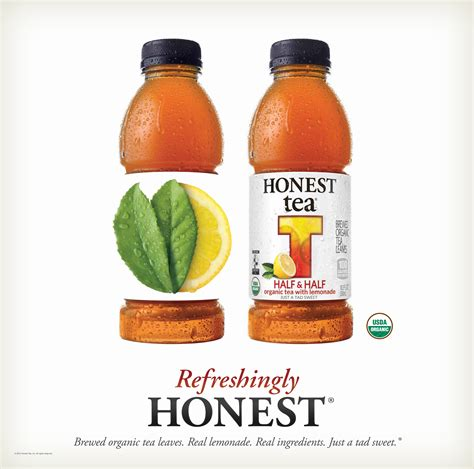 Honest Tea Launches its First Integrated Advertising ...