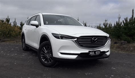 It is available in 7 colors, 4 variants, 2 engine, and 1 transmissions option: More equipment for 2019 Mazda CX-8 | Practical Motoring