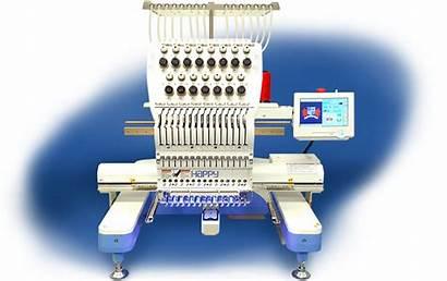Embroidery Machine Head Happy Needle Japan Single