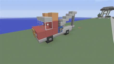 minecraft truck stop spanklechank 39 s minecraft tutorials how to make a tow