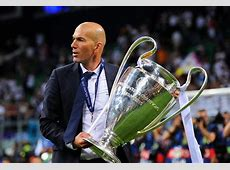 Zinedine Zidane The unstoppable Legend in Real Madrid
