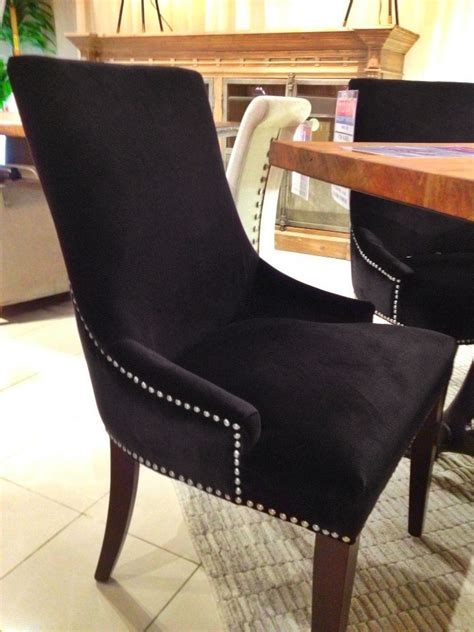 Beautiful Dining Room Chairs by A Beautiful Black Studded Dining Room Chair Houston Tx