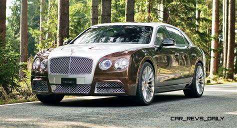 Rolls Royce Vs Bentley by Mansory Bentley Flying Spur Versus Mansory Rolls Royce