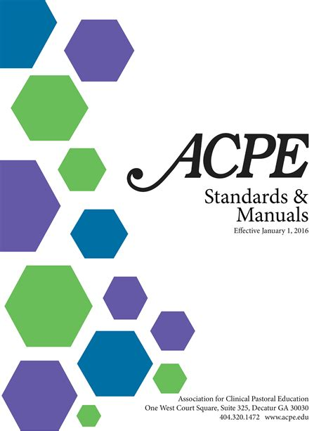 Title Ix Appeal Template by Cover Page Acpe Manuals 9 15 2016