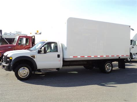 ford box van truck  sale