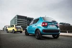 Argus Automobile Renault : essai comparatif la suzuki ignis d fie la renault twingo renault auto evasion forum auto ~ Gottalentnigeria.com Avis de Voitures