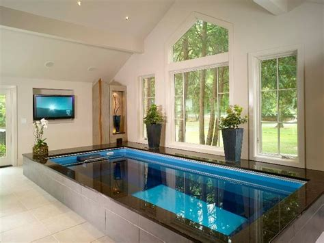 25+ Best Ideas About Small Indoor Pool On Pinterest