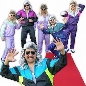 Kleidung 90er Party : 80er jahre trainingsanzug retro jogginganzug party karneval kost m kleidung neu ebay ~ Frokenaadalensverden.com Haus und Dekorationen