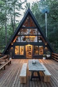 Inverness A-frame Cabin By Blythe Design Co