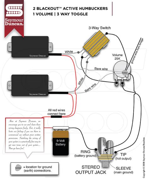 mick thomson seymour duncan blackouts wiring diagram