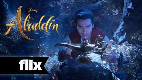 Aladdin Official Teaser Trailer (2019) YouTube
