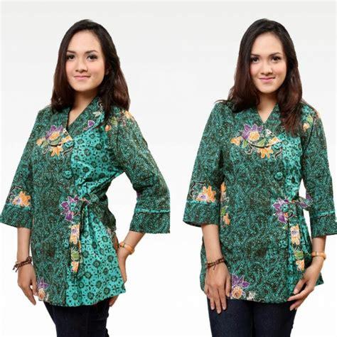 23 baju batik danar hadi untuk wanita modern