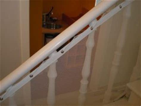 filet de protection enfant pour l escalier le balcon
