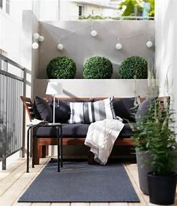 Amenager Petit Balcon Appartement : l 39 am nagement d 39 un petit balcon id es pour la petite ~ Zukunftsfamilie.com Idées de Décoration