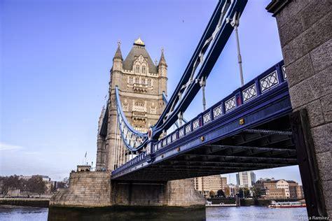 Tower Bridge, A Famous Landmark Of England  Dinktravelers