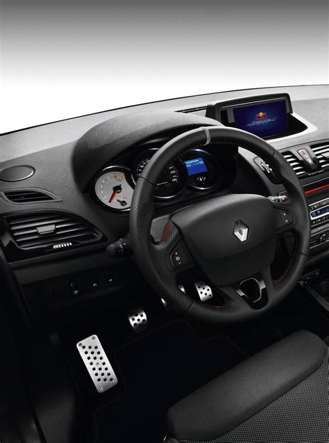 renault sport interior renault megane rs 265 rb8 limited edition now on sale