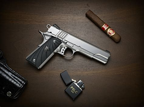 Cabot Guns Starts Making Wrong Handed 1911s! -The Firearm Blog