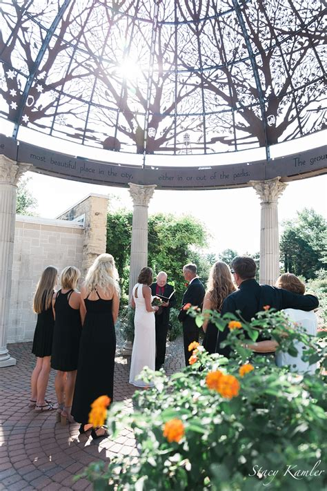 higgins intimate ceremony sunken gardens lincoln ne