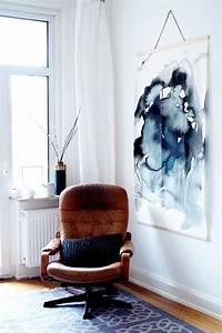 Wandmalerei Selber Machen : ikea hack diy aquarell bild im gro format diy ~ Frokenaadalensverden.com Haus und Dekorationen
