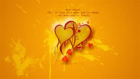 Fall In Love Wallpaper Quotes #4260 Wallpaper Walldiskpaper