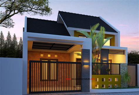 gambar rumah idaman sederhana modern desain rumah rumah