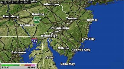 Radar Stormtracker Weather Accuweather Regional Animated Shore